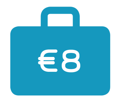 Large item luggage storage Amsterdam